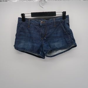 Joe's Jeans Flat Front Pocket Jean Denim Shorts